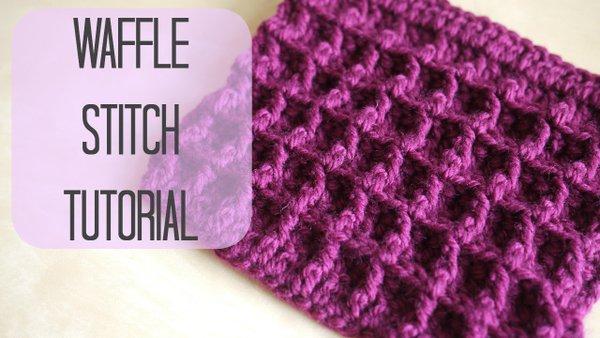 Waffle Stitch