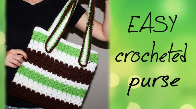 How To Crochet A Bag Youtube Archives The Crochet Club