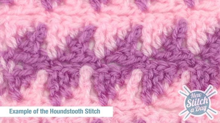 Houndstooth Stitch