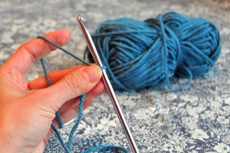 Yarn Guide Ring