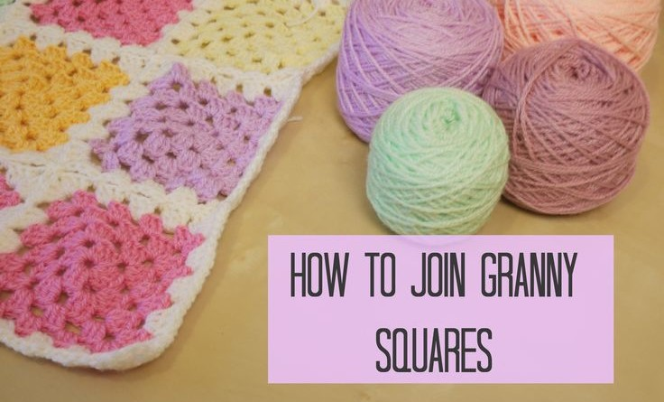 How To Crochet Granny Squares : The Crochet Club - All You Need to Know about Crochet!