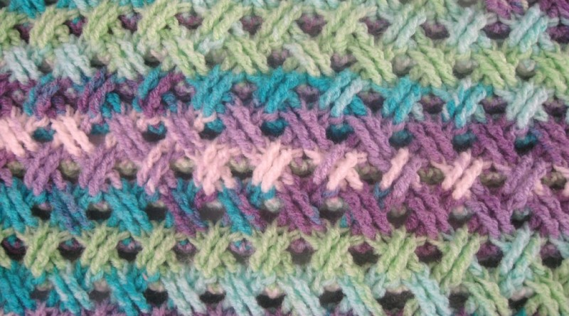 Interweave Crochet : ... Comment Interweave cable Celtic , Meladoras Creations for Crochet