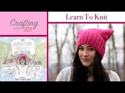 The Pussy Hat Project